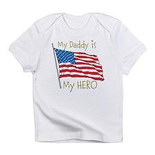 Daddy Hero Infant T-Shirt