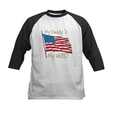 Daddy Hero Baseball Jersey