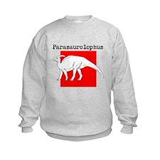 Parasaurolophus Sweatshirt