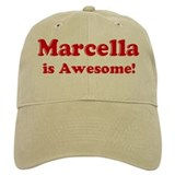 Marcella is Awesome Cap