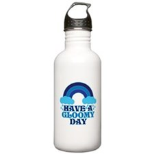 Gloomy Day Water Bottle