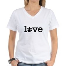Pet love (white) T-Shirt