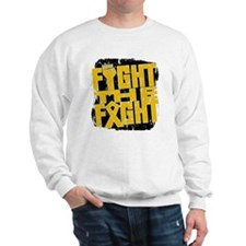 Fight The Fight Appendix Cancer Sweatshirt