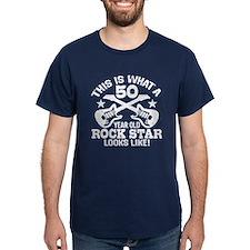 50 Year Old Rock Star T-Shirt