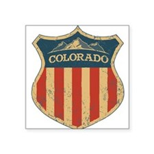 Colorado Shield Sticker