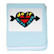 do it with love baby blanket