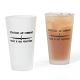SAC B-36 Drinking Glass