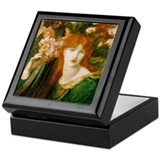 Ghirlandata by Rossetti Keepsake Box