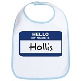 Hello: Hollis Bib