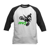 RV2bike2 Baseball Jersey