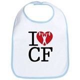 Cute Cross Bib