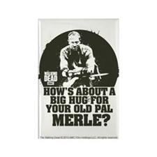 Walking Dead Merle Big Ole Hug Magnet