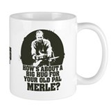 Walking Dead Merle Big Ole Hug Small Mug
