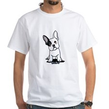 B/W French Bulldog Shirt