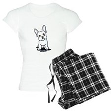 White French Bulldog Pajamas