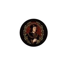 Richard III Mini Button