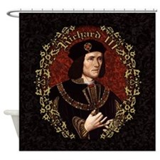 Richard III Shower Curtain