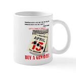 Buy a Gun Day Mug