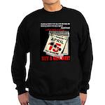 Buy a Gun Day Sweatshirt (dark)
