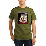 Buy a Gun Day Organic Men's T-Shirt (dark)