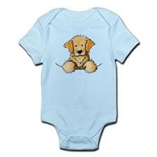Pocket Golden Retriever Onesie