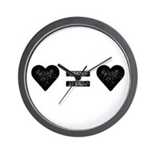 Love Equals Love Wall Clock
