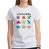 dinosaurs 9 T-Shirt