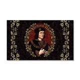 Richard III Car Magnet 20 x 12