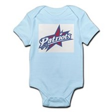 patriots Infant Bodysuit