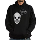 Inside Your Face Hoodie