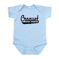 Croquet Body Suit