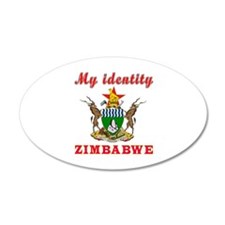 My Identity Zimbabwe Wall Decal