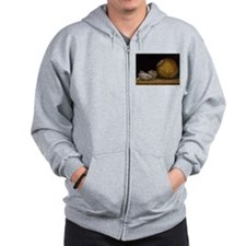 Onion and Garlic 130205 Zip Hoodie