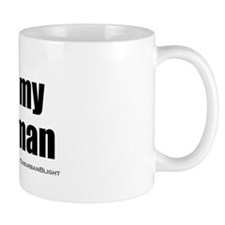 """Love My Irie Man"" Mug"