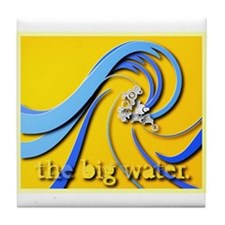 Big Water Tile Coaster