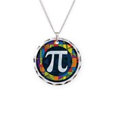 Pi Symbol 2 Necklace