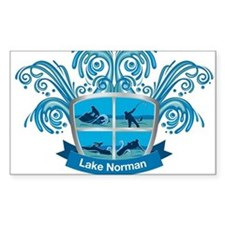Lake Norman Splash Logo - LKN Decal