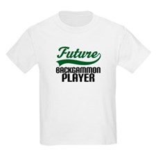 Future Backgammon Player T-Shirt