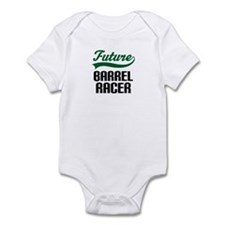 Future Barrel Racer Infant Bodysuit