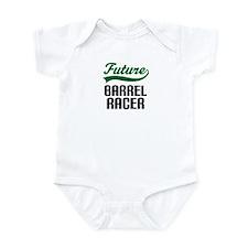 Future Barrel Racer Onesie