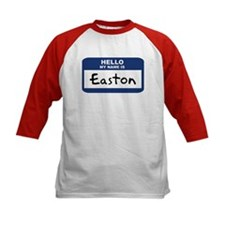 Hello: Easton Tee
