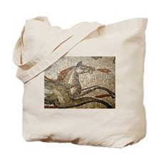 """Bath Mosaic"" Tote Bag (Design on both sides)"