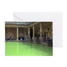 """Pool at Bath"" Note Cards (Pk of 10)"