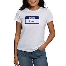 Hello: Earl Tee