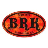 Breckenridge Colorado Decal