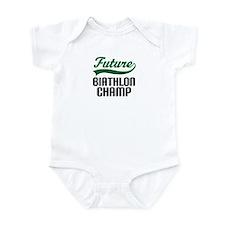 Future Biathlon Champ Infant Bodysuit