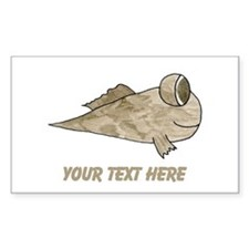 Mudskipper. Add Your Text. Decal