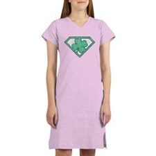 Vintage Super Lucky Women's Nightshirt