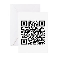 QR Code Greeting Cards (Pk of 10)