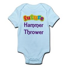 Future Hammer Thrower Infant Bodysuit